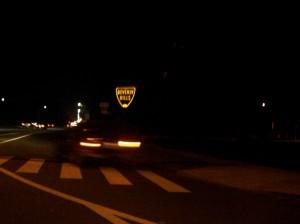 Bev Hills sign