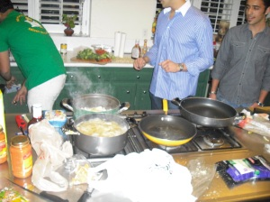 Chef Saman